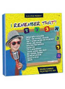 I Remember That CD