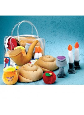 My Soft Rosh Hashana Set - With Carry Case