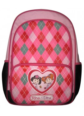 Rina and Dina Backpack