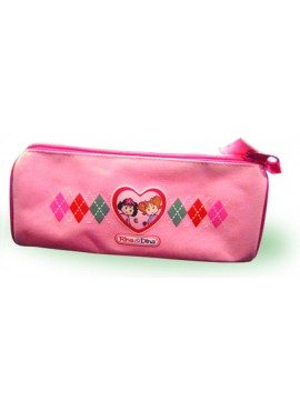 Rina and Dina Pencil Case