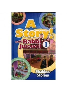 A Story with Rabbi Juravel - 3 Volumes