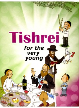 Tishrei For The Very Young