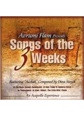 Songs of the 3 Weeks