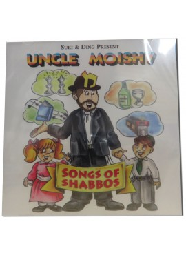 Uncle Moishy CD - Songs of Shabbos