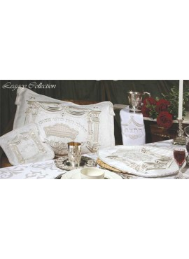 Legacy Collection Pesach Seder Set - Silver