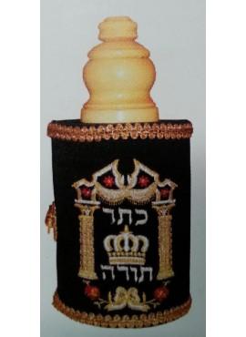 Sephardic Sefer Torah Velvet Cover