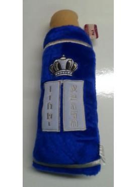 Plush Sefer Torah Sephardi