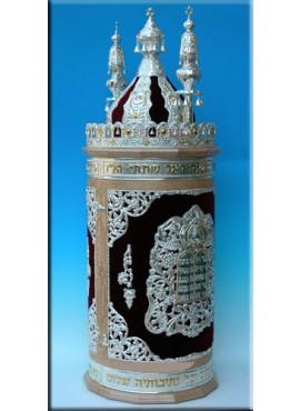 Sephardic Torah Case T21-1-3B