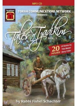 Tales of Tzadikim
