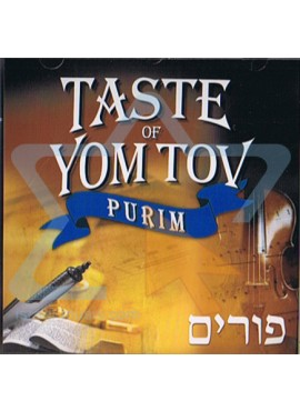 Taste of  Yom Tov Purim - CD