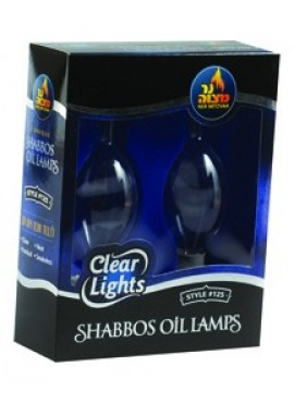 Clear Lights Glass Bulbs