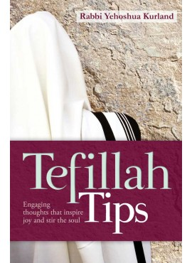 Tefillah Tips - By Rabbi Yehoshua Kurland