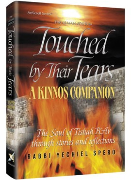 Touched By Their Tears - A Kinnos Companion