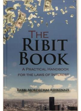The Ribit Book by Rabbi Mordechai Ashkenazi