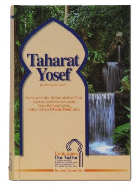 Taharat Yosef Hebrew/Spanish