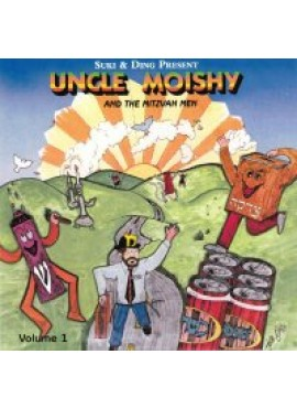 Uncle Moishy CD Vol 1