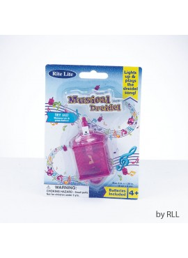 "The Musical Dreidel - Lights Up and Plays ""The Dreidel ..."