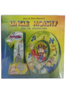 Uncle Moishy CD Vol 10