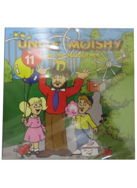 Uncle Moishy CD Vol 11