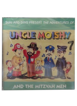 Uncle Moishy CD Vol 7