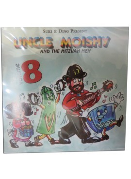 Uncle Moishy CD Vol 8