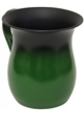 Green Stainless Steel Wash Cup