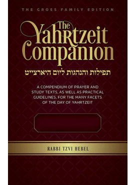 The Yahrtzeit Companion