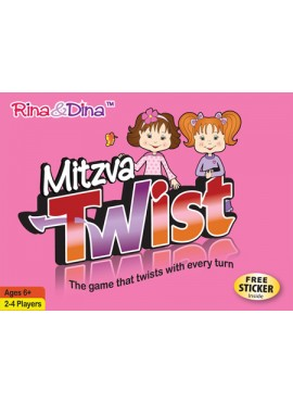 Rina and Dina Mitzvah Twist