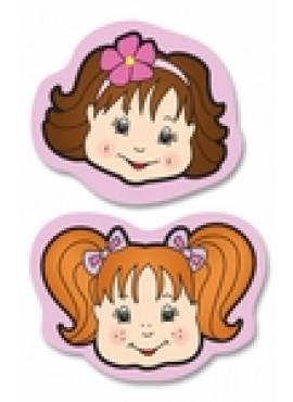 Rina and Dina Face Eraser