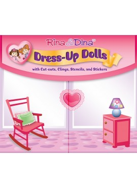 Rina and Dina Dress Up Doll