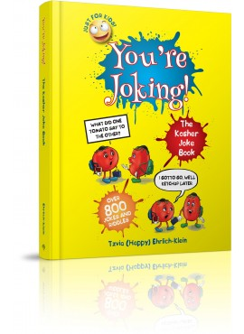 You're Joking! - The kosher joke book