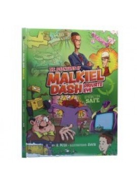 The Adventures Of Malkiel Dash Private Eye